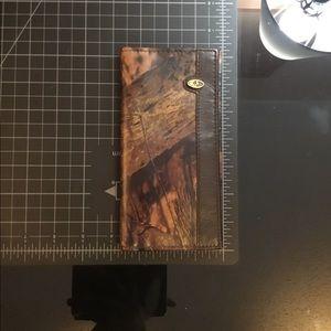 Mossy Oak Jumbo Wallet